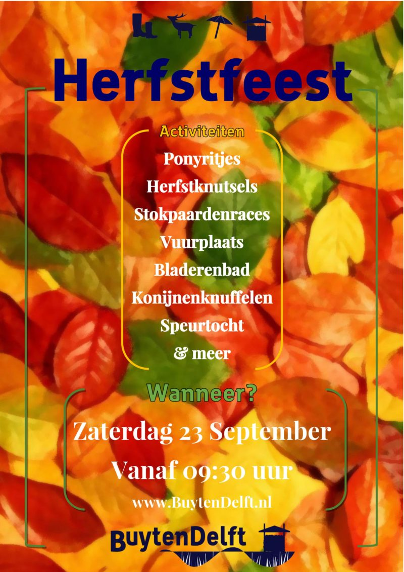 Herfstfeest 2017
