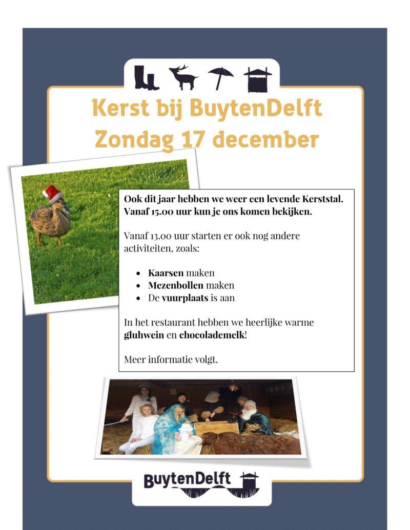 Programma Kerst 2017