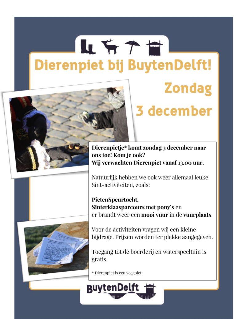 Programma Sinterklaas 2017